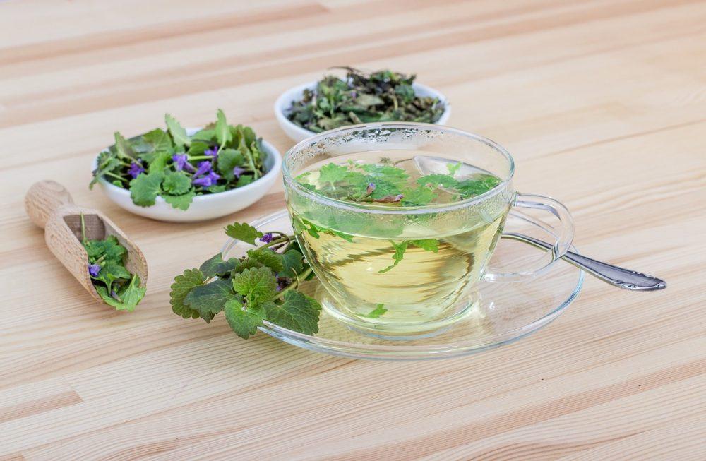 Genezende kruiden – kruidenthee heeft een therapeutische werking